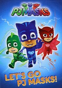 PJ Masks: Let's Go PJ Masks!