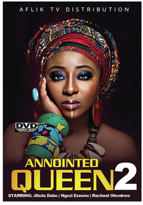 Anointed Queen 2