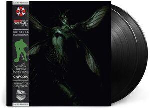 Resident Evil CODE: Veronica X (Original Soundtrack)