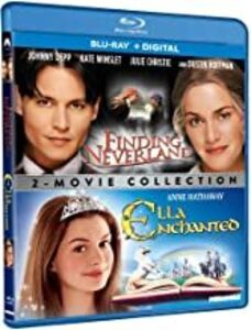 Ella Enchanted /  Finding Neverland 2-Movie Collection
