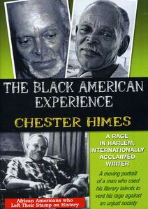 Chester Himes A Rage In Harlem, Internationally Acclaimed Writer