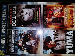 4-Movie Western Pack V.1
