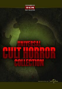Universal Cult Horror Collection