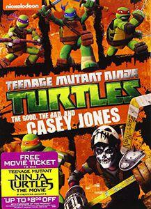 Teenage Mutant Ninja Turtles: Good Bad & Casey