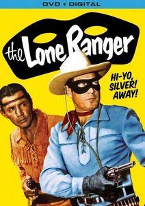 The Lone Ranger: Hi-Yo Silver! Away!