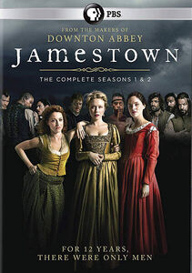 Jamestown: The Complete Seasons 1 & 2