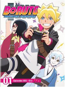 Boruto: Naruto Next Generations Set 1