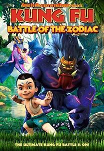 Kung Fu Battle Of The Zodiac