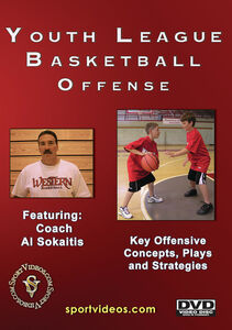 Youth League Basketball Offense