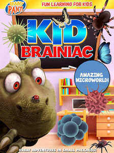Kid Brainiac: Amazing Microworld
