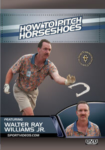 How To Pitch Horseshoes