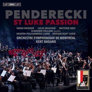 St Luke Passion (Live)
