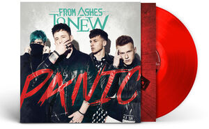 Panic (Red Translucent Vinyl) [Explicit Content]