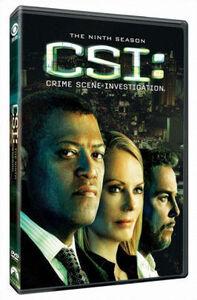 CSI: Crime Scene Investigation: The Ninth Season