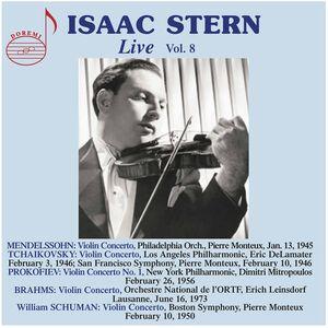 Isaac Stern Live 8
