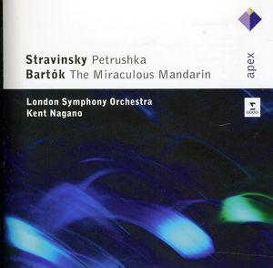 Petrushka /  Miraculous Mandarin