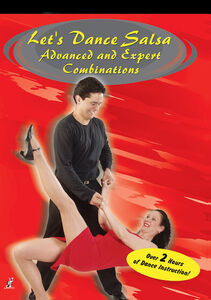 Let's Dance Salsa Advanced and Expert Combinations