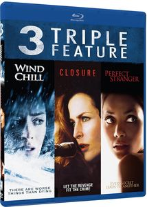 Thriller Triple Feature: Wind Chill /  Closure /  Perfect Stranger