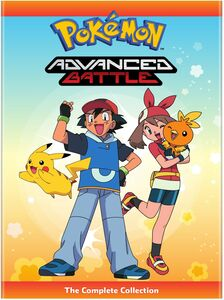 Pokemon Advanced Battle Complete Collection