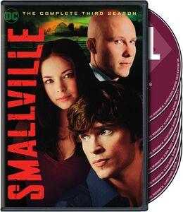 Smallville: The Complete Third Season