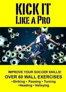 Kick It Like a Pro-Soccer Wall Training