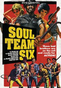 Soul Team Six: 6 Blaxploitation Film Collection