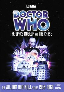 Doctor Who: The Space Museum /  The Chase