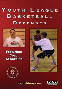 Youth League Basketball Defense
