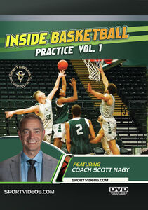 Inside Basketball Practice With Coach Scott Nagy, Vol. 1