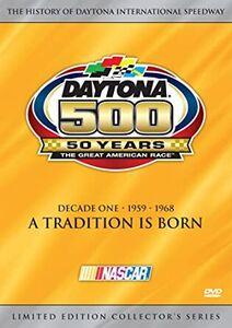 Daytona 500 History Decade One: 1959-1968