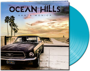 Santa Monica (Clear Light Blue Vinyl)