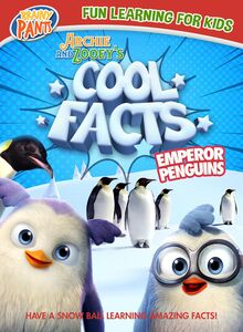 Archie And Zooey's Cool Facts: Emperor Penguins