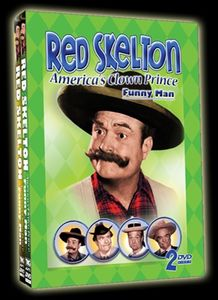 Red Skelton Funny Man