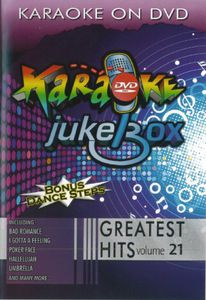Karaoke Jukebox: Volume 21 Greatest Hits