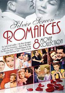 Silver Screen Romances: 8 Movie Collection