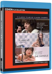 3 Classic Films by Claude Chabrol