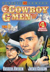 Cowboy G-men: Volume 8