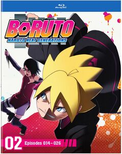 Boruto: Naruto Next Generations Set 2