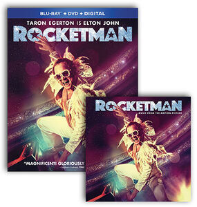Rocketman BR/ CD Bundle