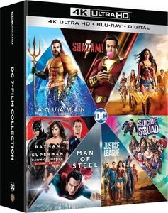 DC 7 Film Collection