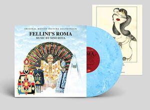 Fellini's Roma (Original Soundtrack)