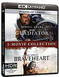 Gladiator /  Braveheart 2-Movie Collection