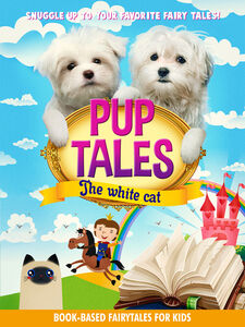Pup Tales: The White Cat