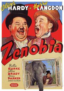Zenobia (aka Elephants Never Forget)