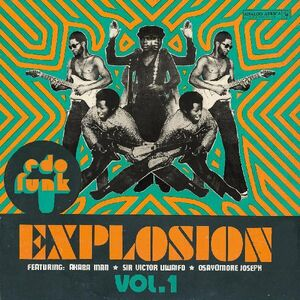 Edo Funk Explosion 1 (Various Artists)