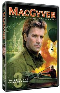 MacGyver: The Complete Third Season