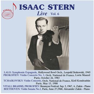 Isaac Stern Live 6