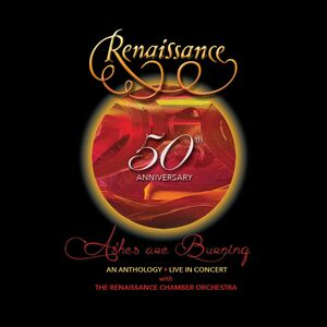50th Anniversary: Ashes Are Burning - An Anthology Live In Concert (2CD+DVD+Bluray) [Import]