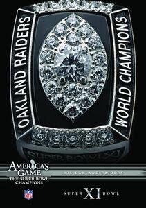 NFL America's Game: 1976 Raiders (Super Bowl Xi)