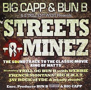 Streets-R-Minez [Explicit Content]